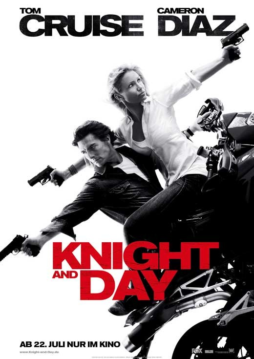 Knight and day movie poster 1020554012